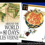 Nat Geo -Around The World in 80 Days – 5th Grade Lesson
