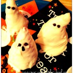 Rice Krispie Ghost Treats Recipe