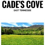 Cade's Cove Trip To The Great Smoky Mountains