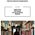 Great Reads For 5th and 6th Grade Boys