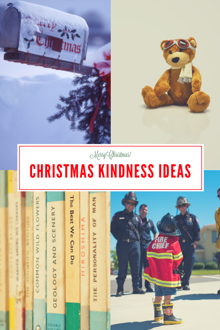 Christmas Kindness Ideas