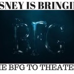 Disney Finally Makes The BFG Into A Movie!