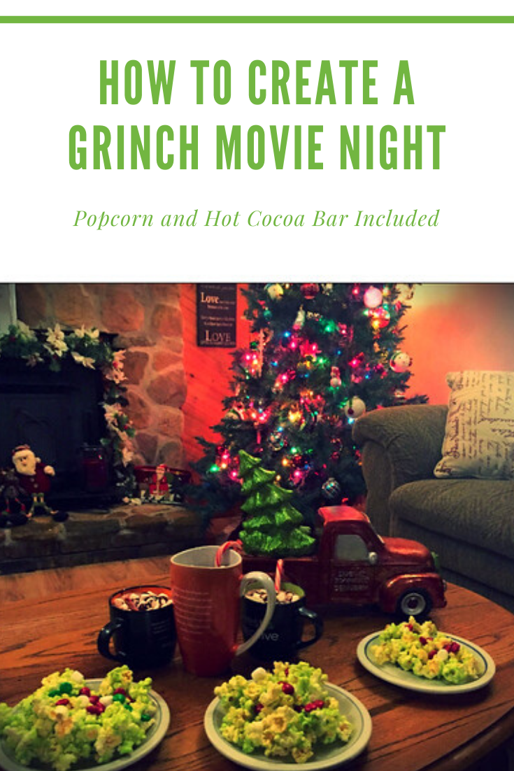 Grinch Movie Night Experience