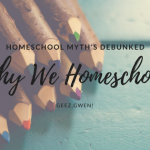 Myths About Home School Debunked