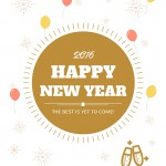 Happy New Year 2016 – Free Printable and Party Ideas