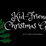 Kid Friendly Christmas Games With Free Printable