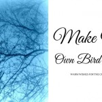 Make Your Own Bird Seed Ornaments