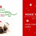 Feliz Naughty Dog – Make Your Pet Your Christmas Card