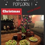 We Made the Green Grinch Popcorn