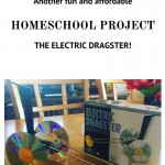 Electric Dragster Homeschool Project