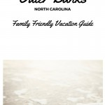 Outer Banks Ultimate Cheat Sheet For a Get Away