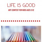 Art Contest – Life is Good