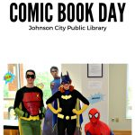 We Went To Free Comic Book Day