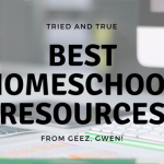 Best Homeschool Resources