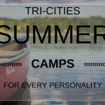 Summer Camps for Kids in the Tri-Cities