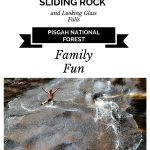 Visit Sliding Rock In Brevard North Carolina
