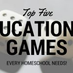 Top Five Must-Have Educational Games