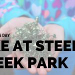 Groundhog Day Hike at Steele Creek Park