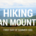 First Day of Summer at Roan Mountain