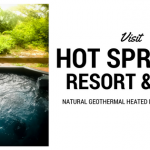 Visit Hot Springs Resort in North Carolina