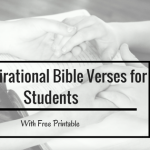 Inspiring Bible Verses for Teens