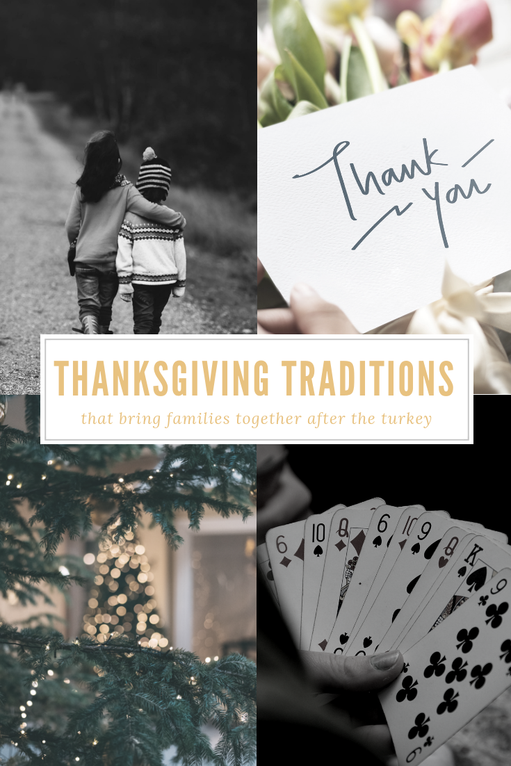 Thanksgiving Traditions