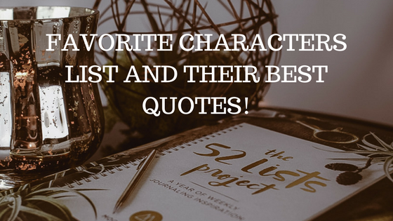 best book quotes Archives - Geez, Gwen!