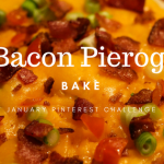 Bacon Pierogi Bake Pinterest Challenge