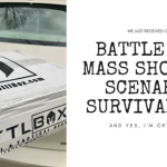 First Responder Kit From Battle Box For Mass Shooting Scenario