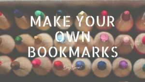 Making Book Marks