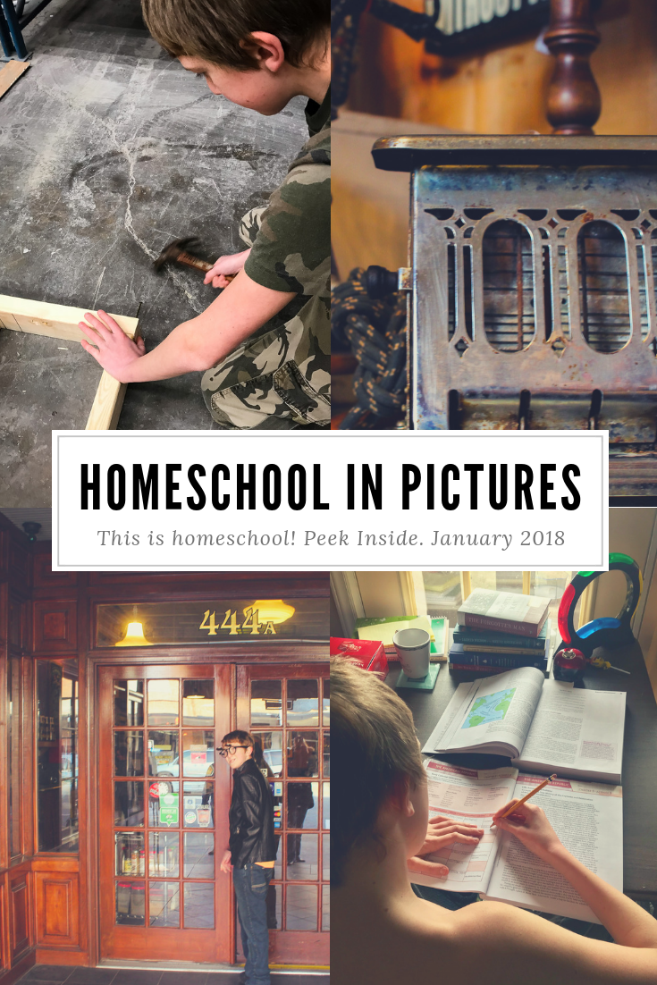 Homeschool In Pictures