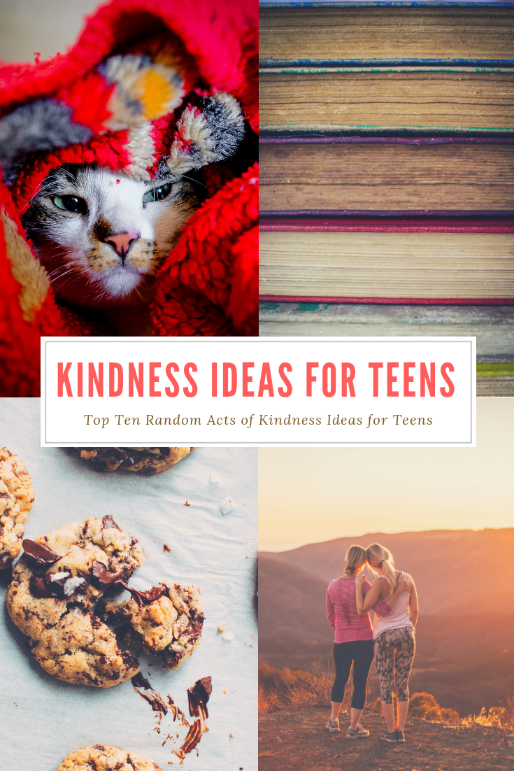 Random Acts of Kindness for Teens