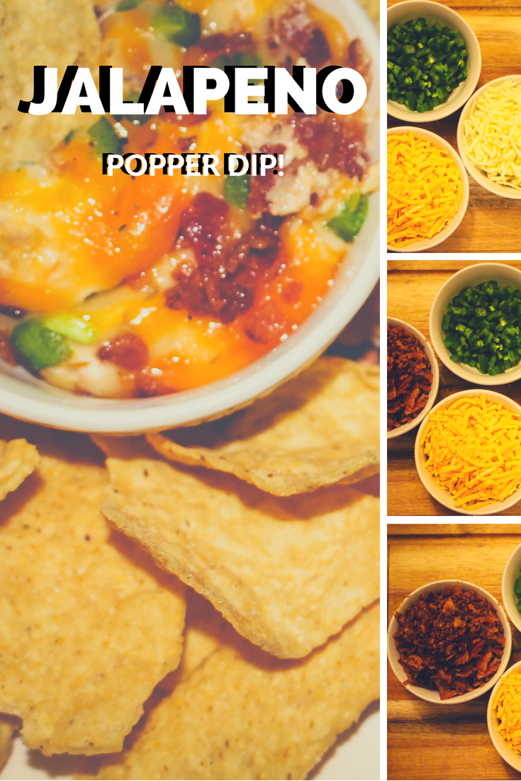 Jalapeno Popper Dip Recipe