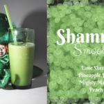 St. Patrick's Shamrock Smoothie Recipe
