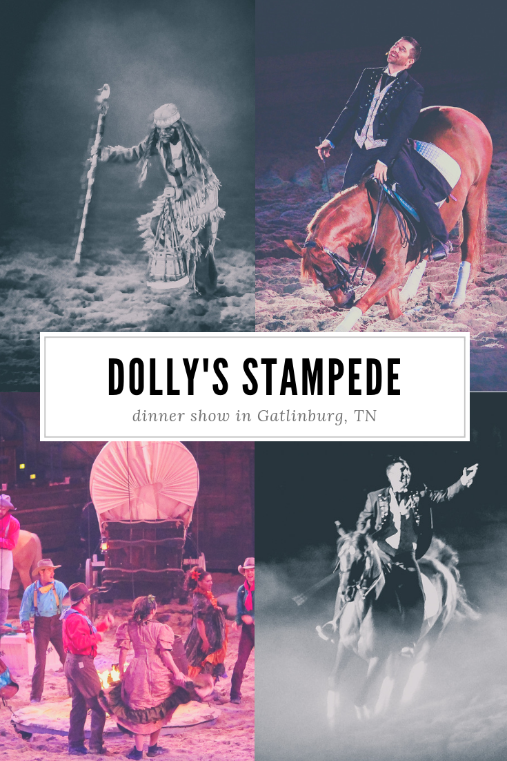 Dolly's Stampede Gatlinburg