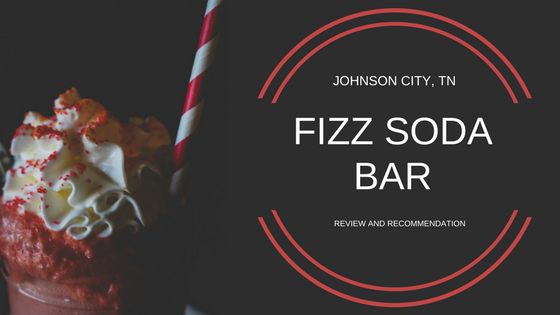 FIZZ SODA BAR REVIEW