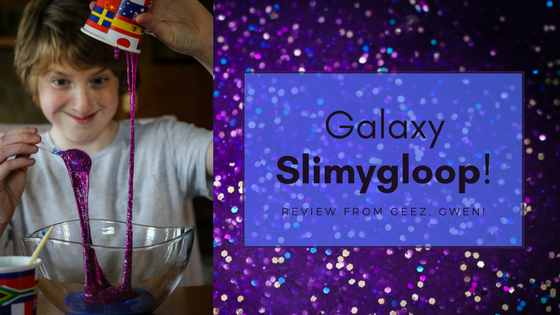 Galaxy Slimy Gloop Review
