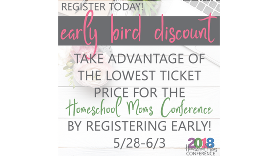 2018 Homeschool Mom's Conference