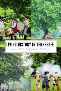 Living History In Tennessee