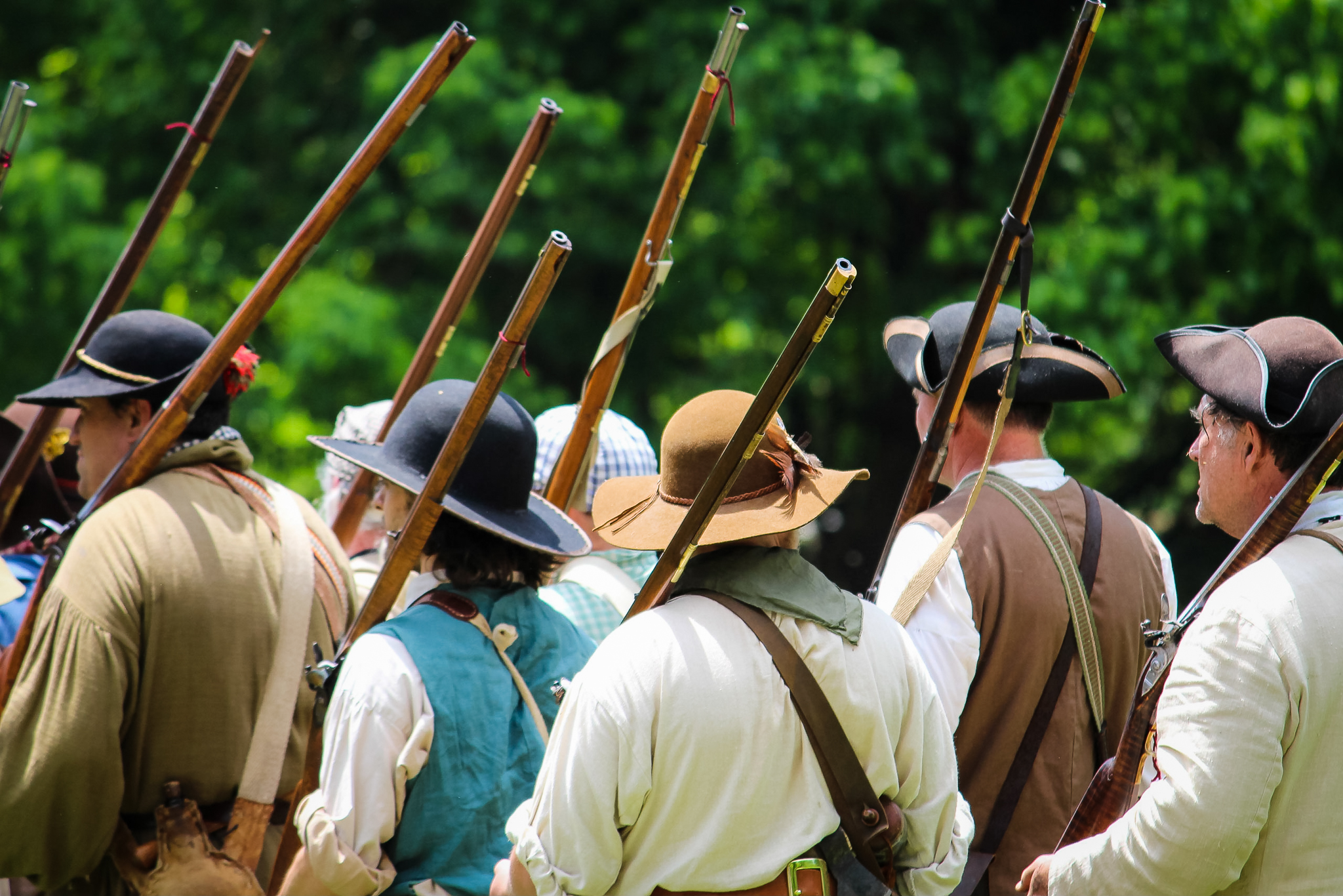 Seige at Fort Watauga