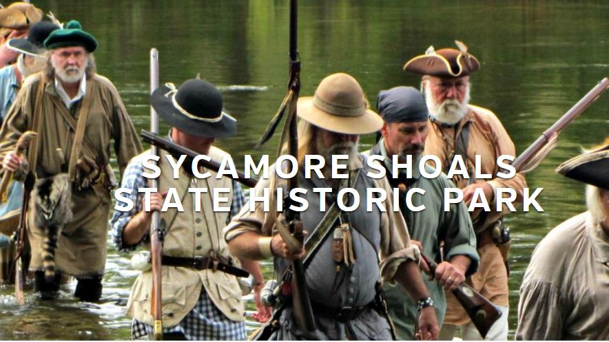 Sycamore Shoals Website