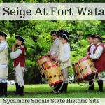 24th Annual Siege at Fort Watauga