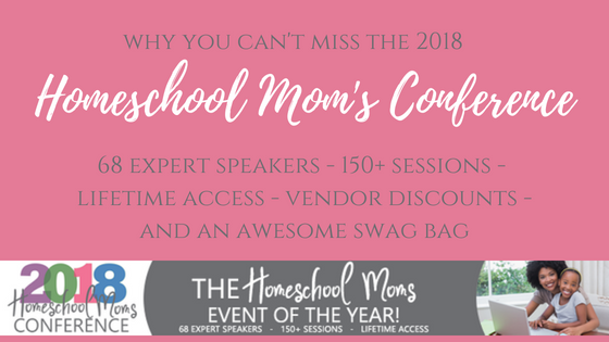 homeschool Moms Conference