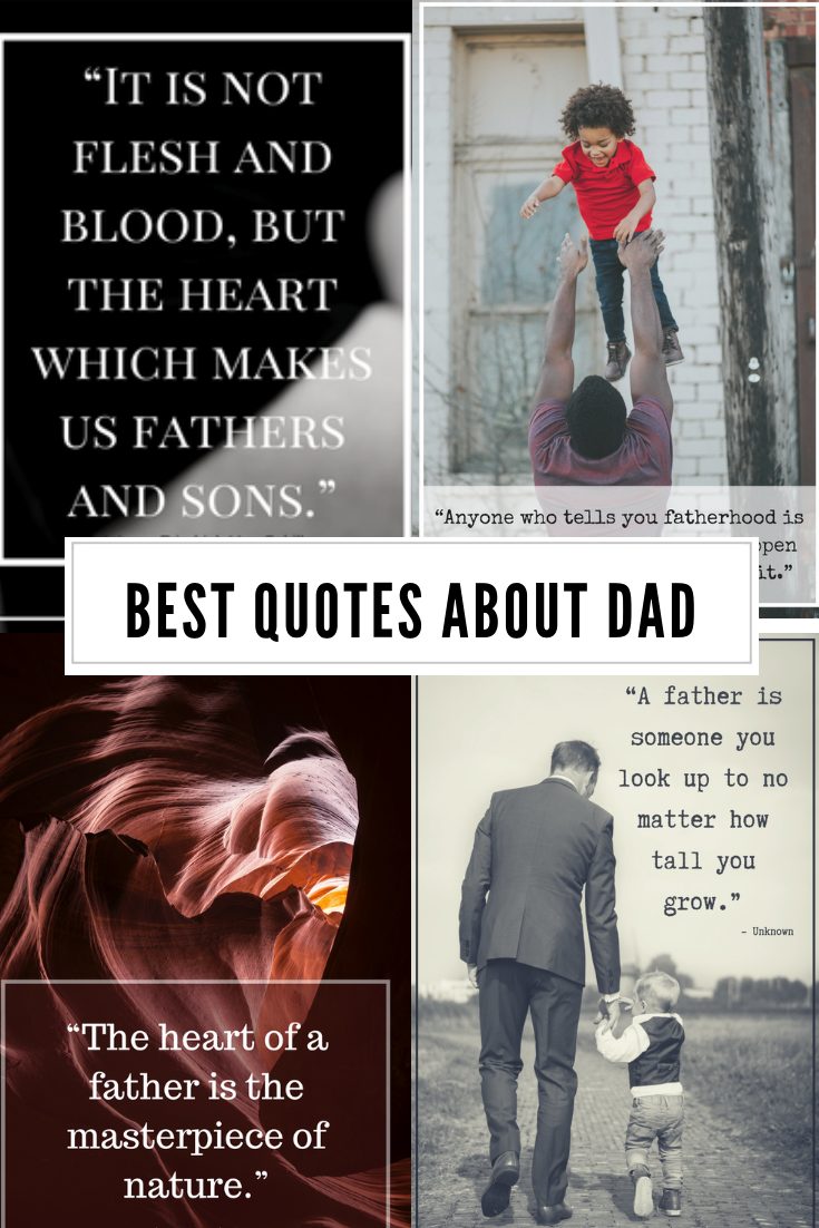 Best Quotes About Dad