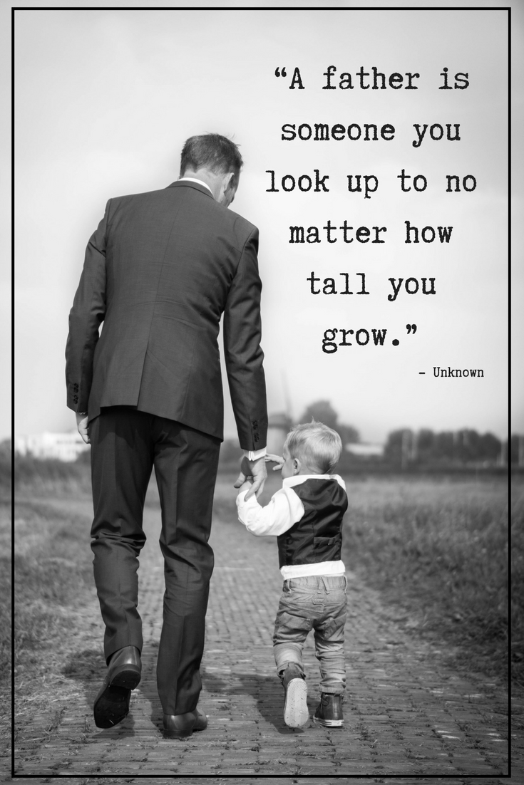 Top Ten Best Fathers Day Quotes Plus Printable Bookmarks For Dad