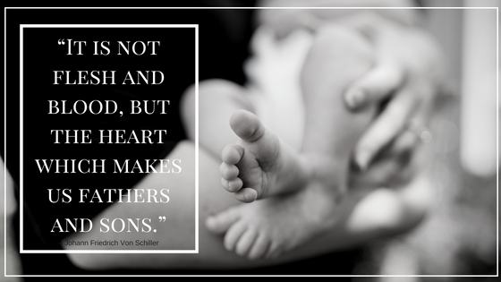 Fathers Heart Quote
