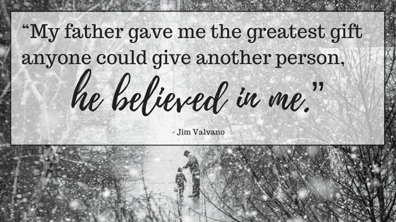 Father's Day Quote by Jim Valvano