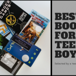 Best Books For Tween and Teen Boys