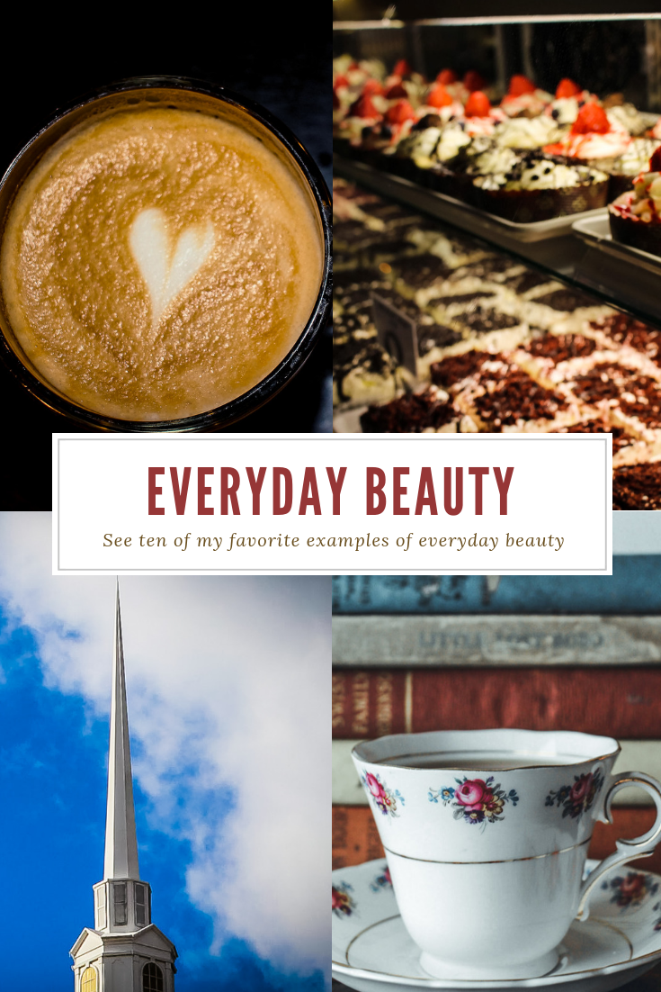 Everyday Beauty in Photos