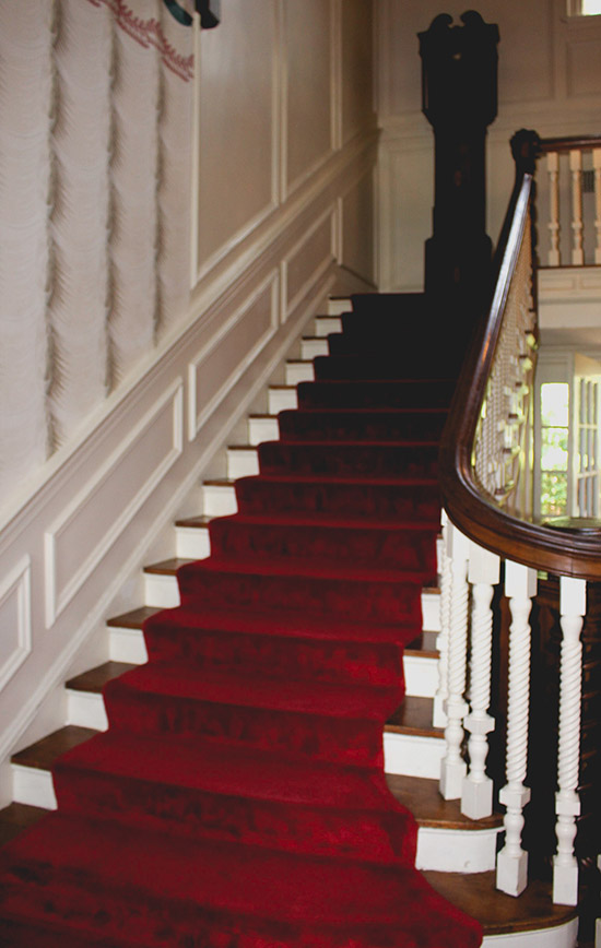 Allendale Mansion Staircase